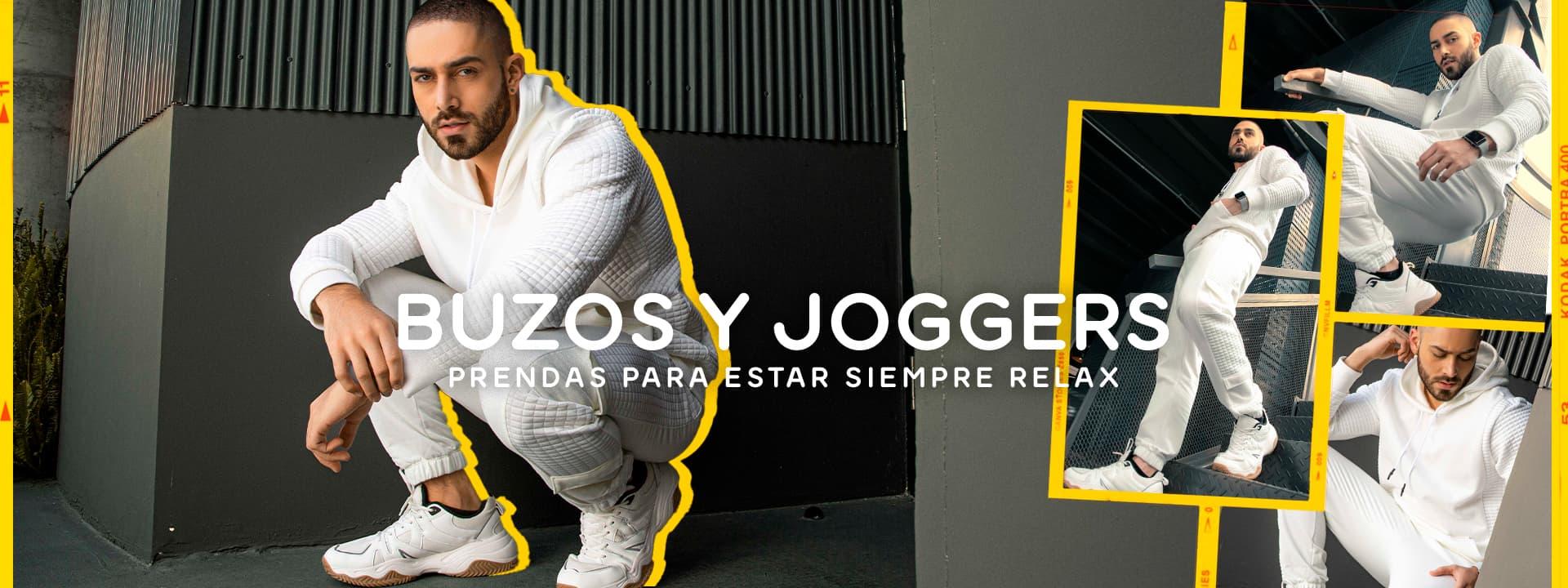 Like Me Hombre Buzos & Joggers
