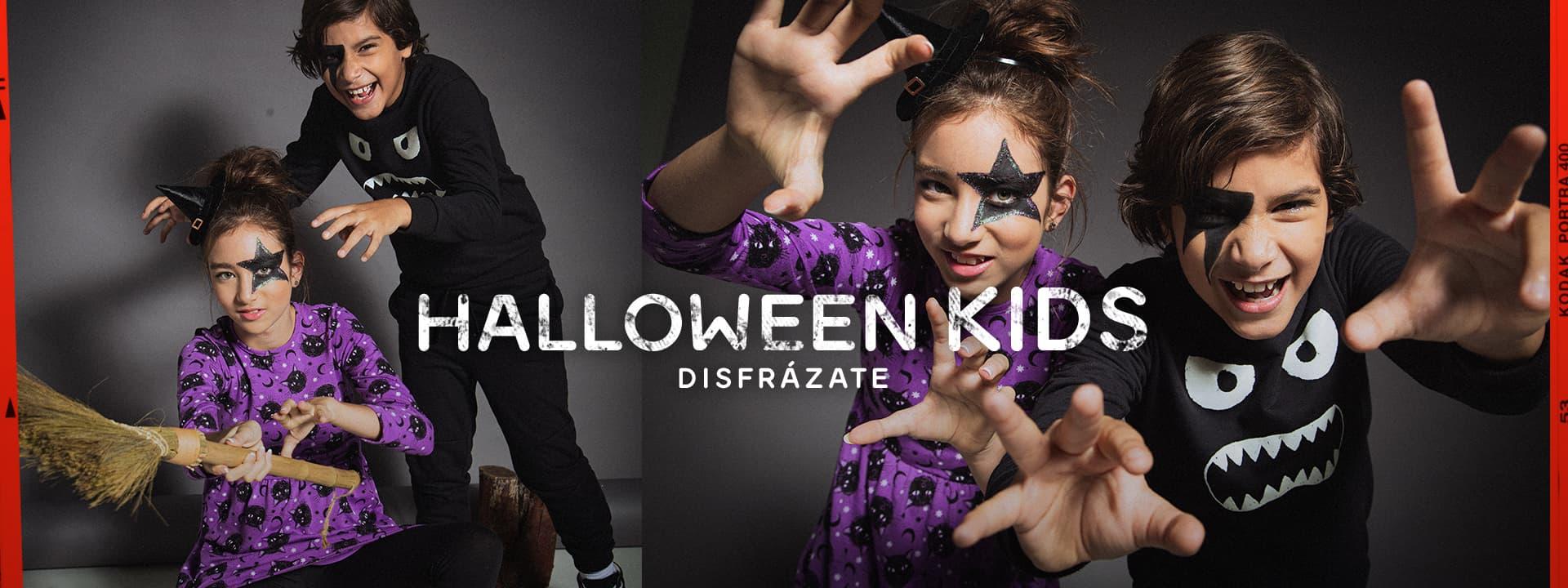 Like Me Kids Halloween
