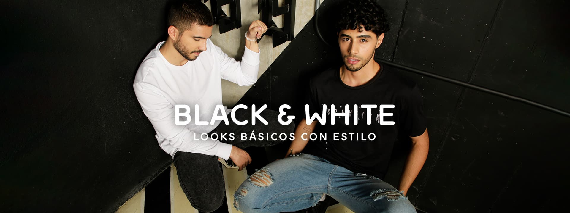 Like Me Black and White