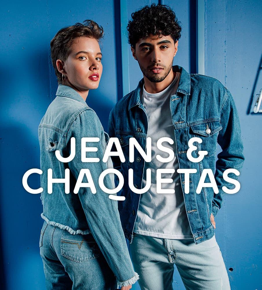 LikeMe Hombre Jeans & Chaquetas